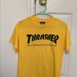Yellow Thrasher Shirt